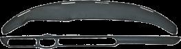 Upper & Lower Dash Cover 1961 - 1973 Volvo 1800 Series