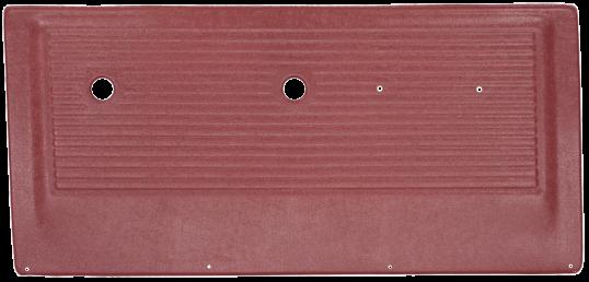 Front Door Panels - Metal Type 1967 - 1971 Suburban