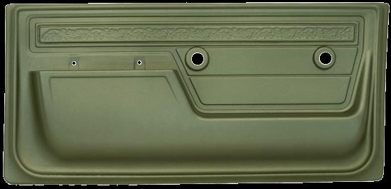 Front Door Panels Scroll Type 1972 Suburban
