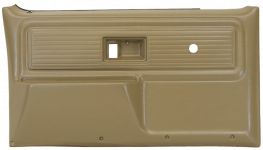 Front Door Panels - Cheyenne Type - 1977 - 1980 Crewcab
