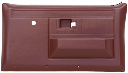 Front Door Panels Sierra Type 1981 1991 Suburban