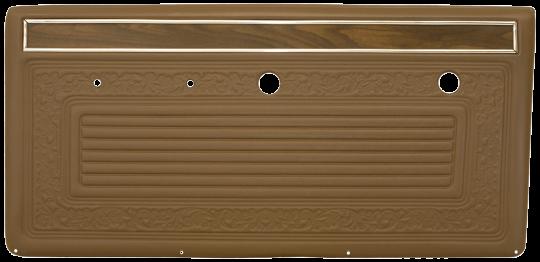 Front Door Panels 1970 1971 Suburban