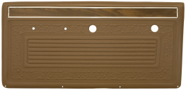 Front Door Panels - 1970 - 1971 Chevy Full Size Pickup