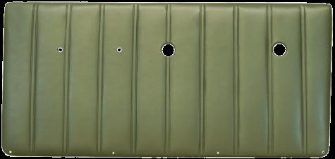 Front Door Panels Vertical Pleats 1967 1968 Subrban
