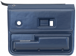 Rear Door Panels - 1973 - 1976 Crewcab