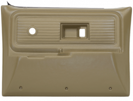Rear Door Panels - Cheyenne Type - 1977 - 1980 Crewcab