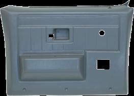 Rear Door Panels - Sierra Type - 1981 - 1991 Crewcab