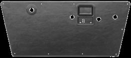 Flat Door Panels 1968 1977 Ford Bronco