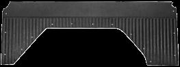 Pleated Rear Quarter Panels 1968 1976 bronco