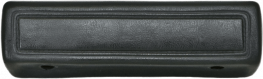 """9"""" Replacement Padded Arm Rests 1966 - 1970 Dodge Charger, Coronet & Super Bee - Plymouth Roadrunner, GTX & Satellite"""