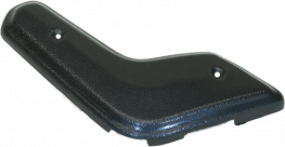 Bench Seat End Caps 1968 - 1969 Dodge Charger, Coronet, R/T & Super Bee - Plymouth Belvedere, GTX, Roadrunner & Satellite